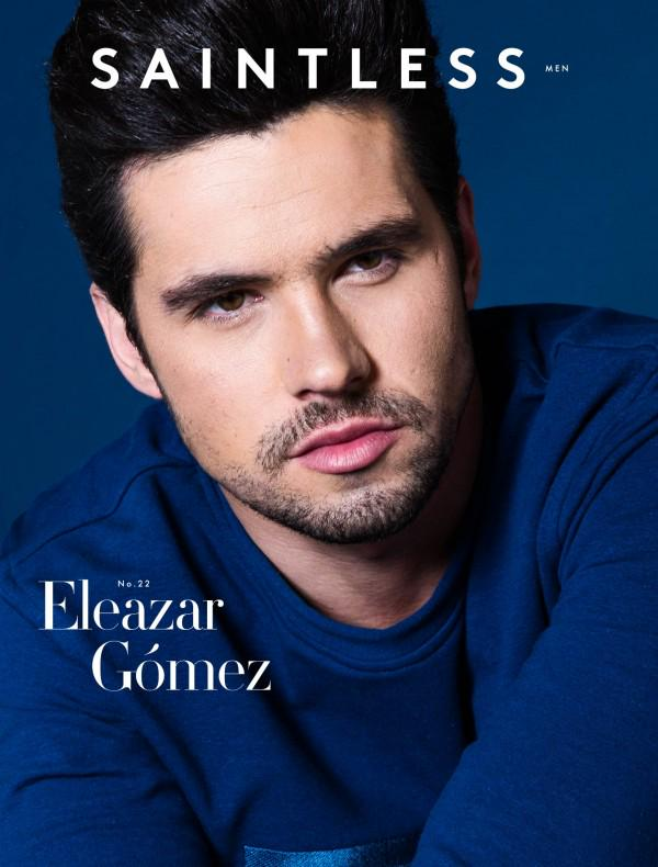 @EleazarGomez33 en la portada No. 22 de @Stless // saintless.mx #eleazargomez #MIVACPorSiempre #MIVAC http://t.co/ALZemczsK1