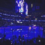 RT if youll be watching #hockey tonight! #NYR take on the #Lightning at 8 PM ET. #BecauseItsTheCup pic via jcsufka http://t.co/0LpZNOyHee