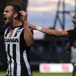 With today's 3-0 victory over Nimes, @sco_angers have won promotion to @Ligue1. Match report: http://t.co/ZsC2rCVKY8