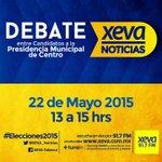 Escucha las propuestas que tengo para mejorar #centro hoy en la @Xeva_Noticias 91.7 fm #debate Miguel Vera #votaPT http://t.co/6XSgoAwCtK