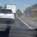 @Trafico_ZMG Gandallismo por acotamiento, carr a Nogales de entrada a Primavera a Reten transito lento. http://t.co/MDhyMvrMhh