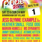 Serveral road closure in place around Birmingham tomorrow due @BirminghamPride plan your journey leave extra time http://t.co/eEstSVVFjD