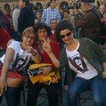 La familia de nuestra futura alcaldesa @_vircarrera han viajado desde Avila y Madrid para apoyarnos. #YoVotoGanemos http://t.co/qbGglQnh76
