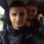 Выдвинулись с @D_Nekrashevich в столицу по маршруту Солигорск-Минск-Гомель-Солигорск. Завтра утром рейс на Гомель. ⚽ http://t.co/AZMGBSegyr