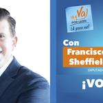 Con @R_Sheffield, candidato a diputado federal, #VaQueVa por #León. Vota, 7 de junio por @AccionNacional http://t.co/nZBheUshRz