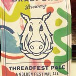 #threadfest begins @BradfordBrewery @BradPlayhouse #bradford http://t.co/egROKbpQnA