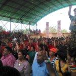 El espíritu de lucha y Victoria que nos enseñó Chávez esta presente en el Pueblo Revolucionario. #ElPuebloConDiosdado http://t.co/5UzQcOL8rT