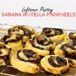 Leftover Pastry Banana Nutella Pinwheels - so good!  #foodporn #foodie #banana http://t.co/wFTpExF8gG… http://t.co/quQ6nhAoyR