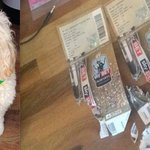 Dog eats tickets (with those eyes you can *almost* forgive him) http://t.co/LbLMORwevE http://t.co/rzdlcqAtQM