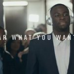 VIDEO: @Money23Green tunes out the haters with new Eminem track in @beatsbydre commercial http://t.co/26799jvVfz http://t.co/GBde4kxLDQ