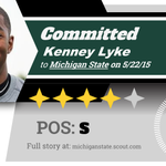 Video analysis and quotes from Kenney Lyke on his #MichiganState commitment: http://t.co/ulHXfbv9hC http://t.co/5JdCTV7lXk