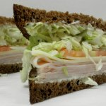 Our Turkey Sandwich, one of our Old Standbys #BrassPickleDeli #Victorville #HighDesert #lunch #dinner http://t.co/NqC50GS5Dh