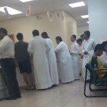 أنا لوكنت بالدمام ب #السعودية لبادرت بالذهاب للتبرع بالدم لجرحى #تفجير_القديح تضامنا مع المصابين وأهلهم بهذه الأزمة http://t.co/VrARwYfmXc