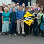 #libdemfightback in Oxford East starts here. Over 100 new members this month! http://t.co/A4g82pGPdu