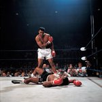 RT @JeremyStahl: Ali fought Liston 50 years ago Monday. The story behind the greatest sports photo of all time: http://t.co/kjBSuU72LS