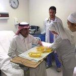 معالي #وزير_التعليم يبادر بالتبرع بالدم من #الرياض للتضامن مع مصابي القديح في محافظة #القطيف http://t.co/B92inylq25