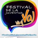 Este sábado todos los chavos a apoyar a @hlsantillana #FestivalDeLaJuventudVaQueVa http://t.co/ZpO8NkqzFo