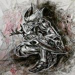 Speed Art Shaco JOKER.  EN VIDEO : https://t.co/OquxkD6VMr http://t.co/HqkF6JacZV