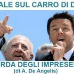 Ma ci rendiamo conto che cazzo di premier è Renzi ????????? http://t.co/pVCJpK86yk