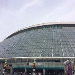 ついに東京に戻ってまいりました! 本日よりより東京ドーム〜3days‼️ みなさまお待ち申し上げておりますよ http://t.co/jYhhbRwdxJ