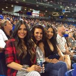 Girls nights @BlueJays @TheSaucyLine @MaridaMo @Narida12 #bluejays #mariners #KingFelix http://t.co/gGW5sPeJbv
