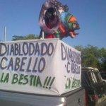 La Clase Obrera de Guayana creó su propia versión de Diosdado #ElPuebloNoApoyaANarco #NicolásMatóElBolívar http://t.co/mVBSfImLX1