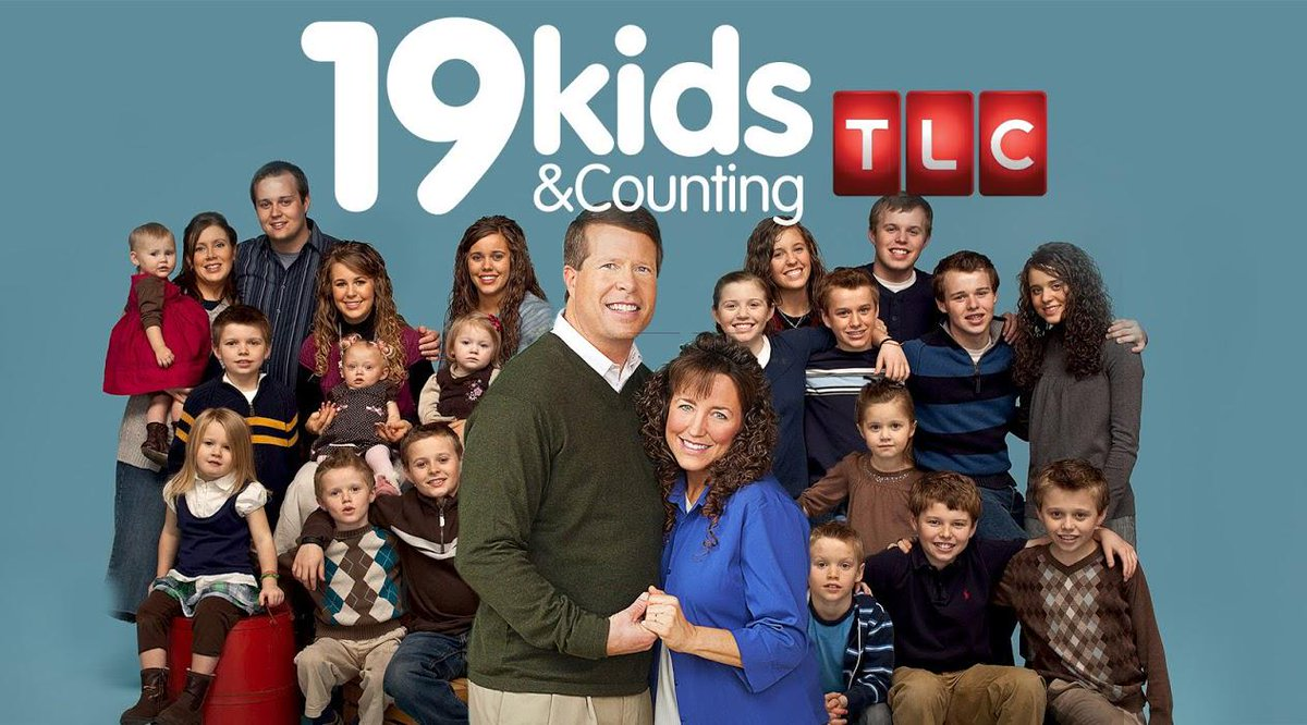 ICYMI @TLC has pulled 19Kids and Counting in the wake of child molestation revelations
