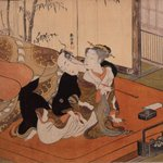 【昨日の人気記事】日本初「春画展」18禁制で開催 葛飾北斎や喜多川歌麿らの名作120点を解禁 http://t.co/FelM2QVzp0 http://t.co/uByFl0izyl