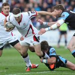 Match Report: Guinness PRO12 Play-off Glasgow 16, Ulster 14... http://t.co/Tbit7eLwcc http://t.co/N8YmWvIL8R