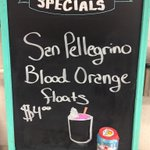 San Pellegrino floats are back! Celebrate Memorial Day weekend with a Blood Orange float! #twithaca http://t.co/4UxZvkvstQ