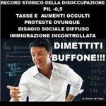 .@La7tv ma era una intervista a Matteo Renzi o un comizio elettorale dello stesso ? http://t.co/zityOMae60