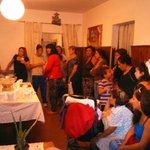 Reunión en Barrio Los Álamos @Secc13Trece @oriutort @veronica_ivana http://t.co/ptS7NSNzI3