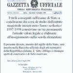 """@daria_tb @RosaClarice80 @matteorenzi """"statisti"""" che parlano di legalità ma truffano #diplomatimagistrale. http://t.co/63aUD8I8Nd"""