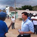 """Visitando la colonia """"Nuevo León"""" #VaQueVaLeón http://t.co/kVxZobaqsc"""