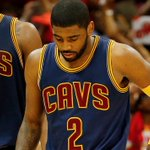 Cavs announce Kyrie Irving is OUT tonight for Game 2 vs. Hawks http://t.co/3JfsllhG9C