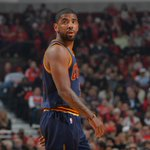 Per @Cavs, guard Kyrie Irving is OUT for tonights Game 2 vs. Hawks http://t.co/FsrHS4KFYY