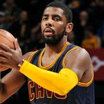 JUST IN: Cavs PG Kyrie Irving is OUT for Game 2 vs. Hawks with left knee tendinitis. http://t.co/3Ft1ooqtc0