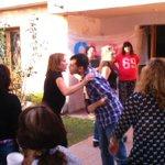 Reunión con vecinos de Barrio Los Álamos y Barrio Mosconi (Seccional 13) http://t.co/RHng7Rpnb3