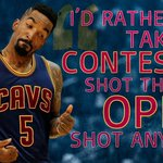 With Kyrie Irving being out for Game 2, that means more opportunities for J.R. Smith. Which means... http://t.co/8ExlKtsd0C