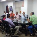 Transportadores intermunicipales interdepartamentales @Valledupar expresan confianza @alcaldiavpar apoyan gestion! http://t.co/ahznMgGjpO
