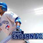 Boom! @Encadwin home run (didnt even look like a full swing!) Man, does Encarnacion have power!). #BlueJays http://t.co/EDVuCA7NAS