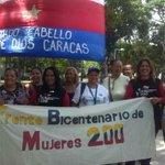 Frente Bicentenario de Mujeres en la Fiscalía en apoyo al comarca Diosdado Cabello @dcabellor @ConElMazoDando http://t.co/OEZEwZINSt
