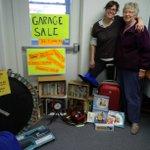 Garage sale tomorrow at 8am! 381 Clarke Rd beside Cosmo dental. #ldnont http://t.co/IbKk4HmjOI