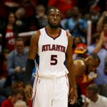 THIS JUST IN: Hawks F DeMarre Carroll will start in Game 2 vs Cavs. http://t.co/3veUuFkT1C
