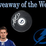 RT to Enter Win a Alex Killorn Autographed Tampa Bay Lightning Hockey Puck! #GoBolts http://t.co/9RtYF21nxM