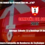 ¡Comunidad de #Coyhaique desde mañana comenzamos con la #CampañaDelSobre2015 para reunir fondos, + info en las fotos! http://t.co/dhOsK7c5A9