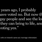 An Irish couples video on the countrys same-sex marriage referendum goes viral http://t.co/Jp5OOzzJLD http://t.co/bIigsy7kpo