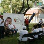 Día 33: Vamos a trabajar en equipo para ofrecer soluciones en el Fraccionamiento Miguel Hidalgo. #SéComoAyudarte http://t.co/WID2PQ4yzS