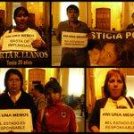[HOY] Familiares Contra la Impunidad convocaron a marchar el 3 /5 #NiUnaMenos #ElEstadoesResponsable @GabrielaCerrano http://t.co/mleawIINFv