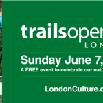 FREE FUN for the whole family. Embrace the outdoors at #TrailsOpenLondon. Sun, Jun 7 #LdnOnt http://t.co/C8opd3FcTz http://t.co/V5gpzrF5XT